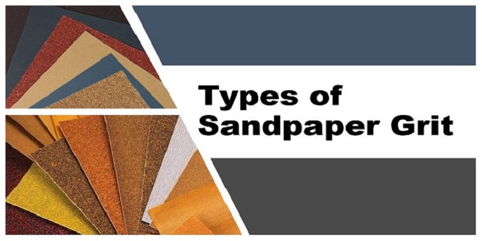 Different Types of Sandpaper Grit
