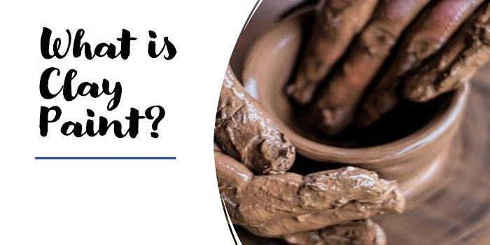 What is clay paint