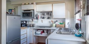 what color to paint cabinets in a small kitchen