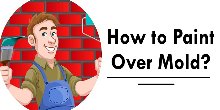 How to Paint Over Mold