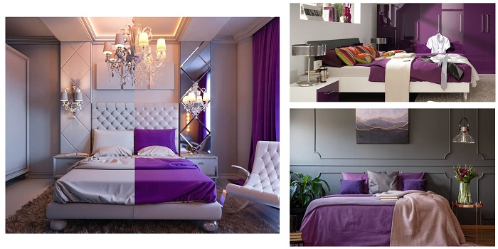 is purple a good color for bedroom