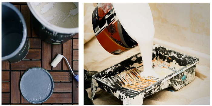 types of paint thinners