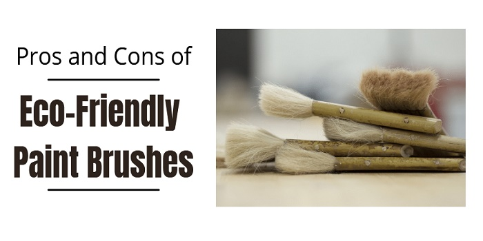 Eco-Friendly Paint Brushes Pros and Cons