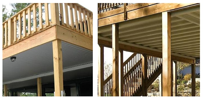 Do You Need to Stain the Underside of a Deck