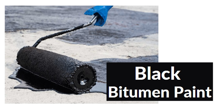 what is bitumen paint used for