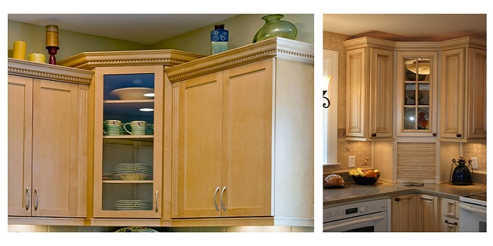 how to paint particleboard cabinets
