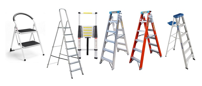 Ladders for painting home